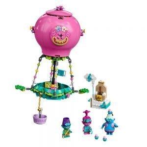 LEGO Trolls 41252 Poppy's Luchtballonavontuur 1