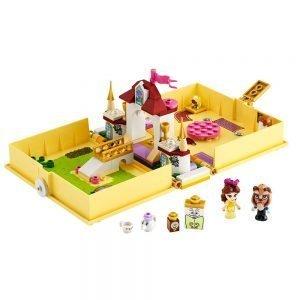 LEGO® Disney 43177 Belles verhalenboekavonturen 1