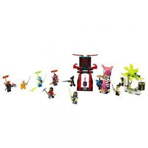 LEGO® Ninjago 71708 Gamer's Markt 1