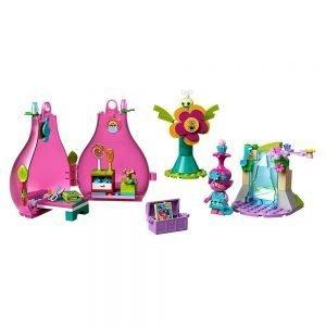 LEGO Trolls 41251 Poppy's Huisje 1