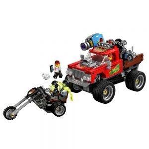 LEGO Hidden Side 70421 El Fuego's Stunttruck 1