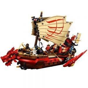 LEGO® Ninjago 71705 Destiny's Bounty 1