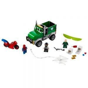 LEGO Super Heroes 76147 Spiderman Vultures vrachtwagenoverval 1